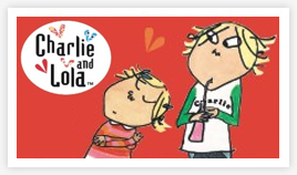 Charlie and Lola voiceover