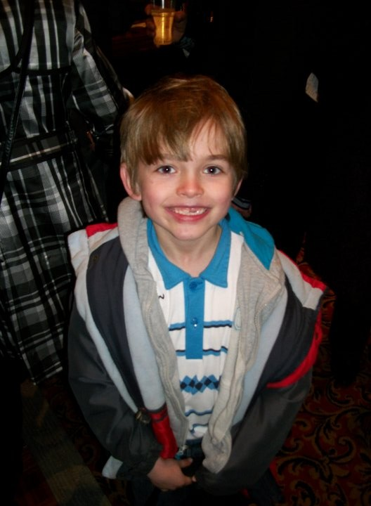 Eliot Carrington attending Billy Elliot the Musical, 5th Birthday Gala - March 31 2010