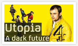 "Voice over for ""Utopia"" – a Channel 4 Series"